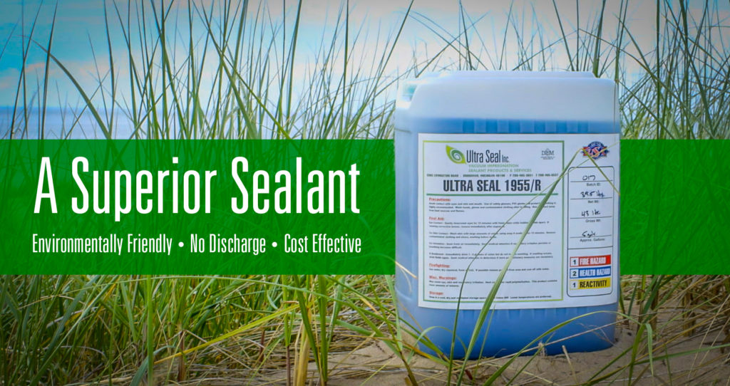 1955/R Sealant 100% Recoverable and Reusable Impregnation Sealant