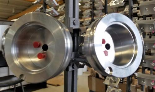 Anodize plug masking 6